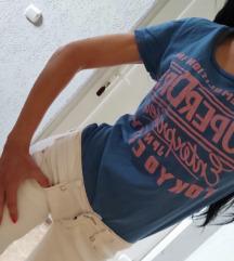 Majica Super Dry,plava