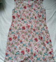 Cvetna lagana letnja haljina kao nova Rasprodaja