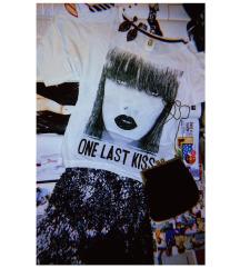 C&A bluza sa printom; M/L