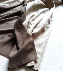 C&A faux suede kardigan/tanka jakna