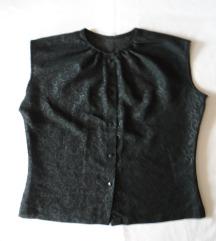 Prelepa, nežna bluzica diskretnog dezena
