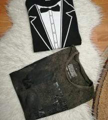 Dve muske majice 2 cena za obe