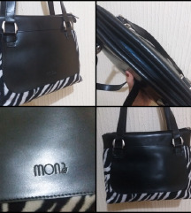 MONA crna torba kao Nova