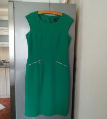 Prelepa zelena haljina