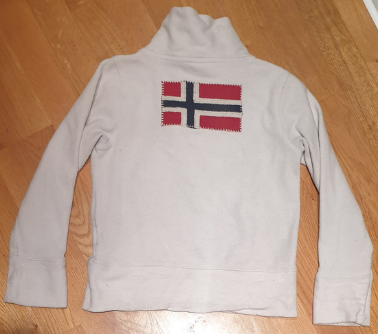 NAPAPIJRI original dux jakna za devojcice 8 god