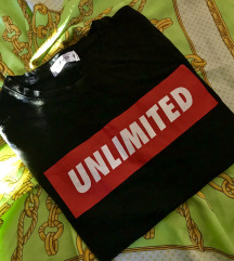 """""""unlimited"""" majica"""