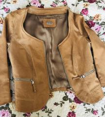 Original Mona kožna jakna/sako