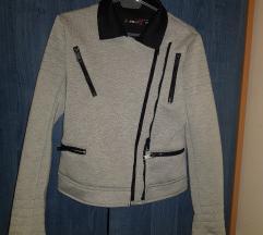 Siva jaknica-sako