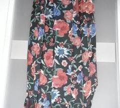 Cvetna haljina MANGO