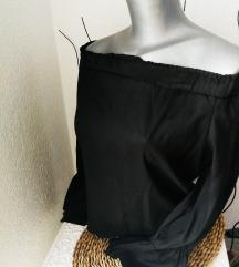 Crna elegantna bluzica AKCIJA 800