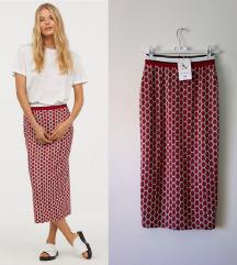 H&M x GP&J BAKER suknja *NOVO*