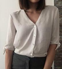 Bela bluza