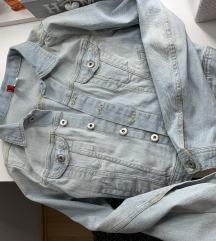 Teksas H&M jaknica novo S/M