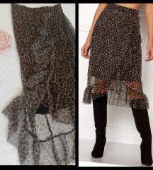 Danas 1000 ONLY animal print suknja ❤️