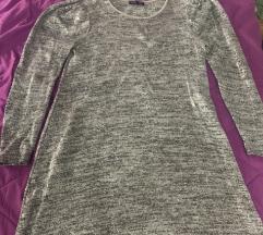 Zara haljina tunika/m