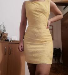 Žuta haljina /xs