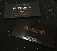 Revolution Euphoria paleta