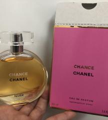 CHANEL CHANCE 100 ml.ORIGINAL parfem France