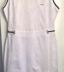 LiuJo camo white haljina