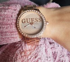 Guess gold rose sat