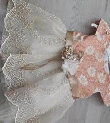 Dečija haljina nova