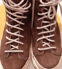 Brutalne Boks kozne cipele.  Br. 38, ug. 24 cm