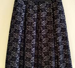 Midi suknja    S-XL