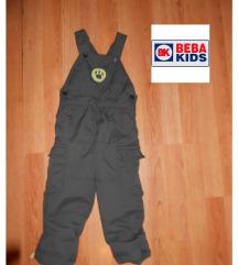Ski pantalone Beba kids vel.2
