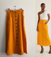 Mango pamucna suknja