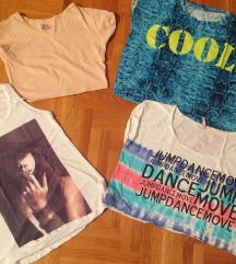 4 majice