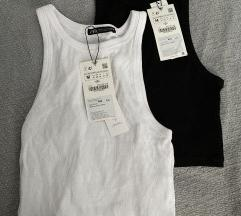 Dve nove Zarine kratke majice