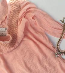 Roze tunika  Nova sa etiketom