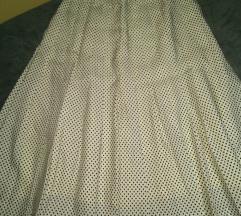 Suknja s faltama