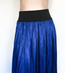 Sjajna midi suknja