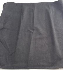Suknja sive boje