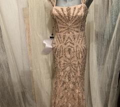 Original haljina sa cenom