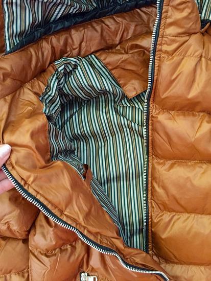 Predivna perjana jakna