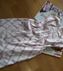 ♡♡♡TOM TAILOR karirana haljinica 40♡♡♡