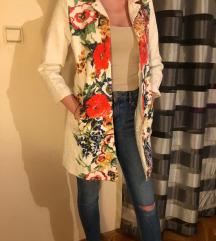 Šareni prolećni mantil