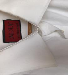 Muška bela košulja