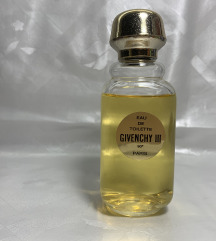 VINTAGE GIVENCHY III  SPLASH 120 ML
