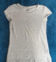 Siva H&M majica