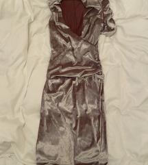 Efi D'Angelo lux plisana haljina