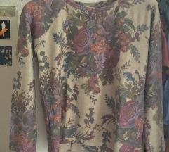 Vintage duks za jesen, svetlo braon, C&A
