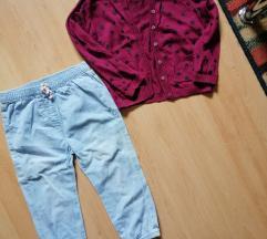 Decije pantalone i dzemperici