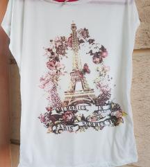 Paris majica kratkih rukava