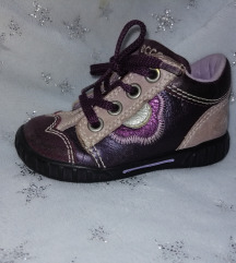 ECCO kožne cipele za devojčice