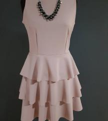 NOVO!1 Svecana roze haljinica