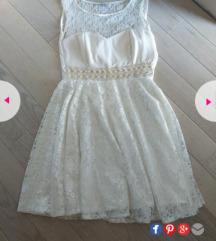 Cipkasta haljina snizena na 500 dinara