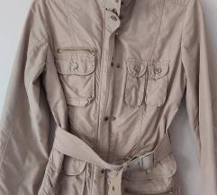 POPUST! 🐆 ZARA safari prolecna jaknica 🐆